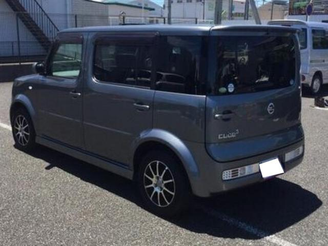 「日産」「キューブキュービック」「ミニバン・ワンボックス」「愛知県」の中古車5
