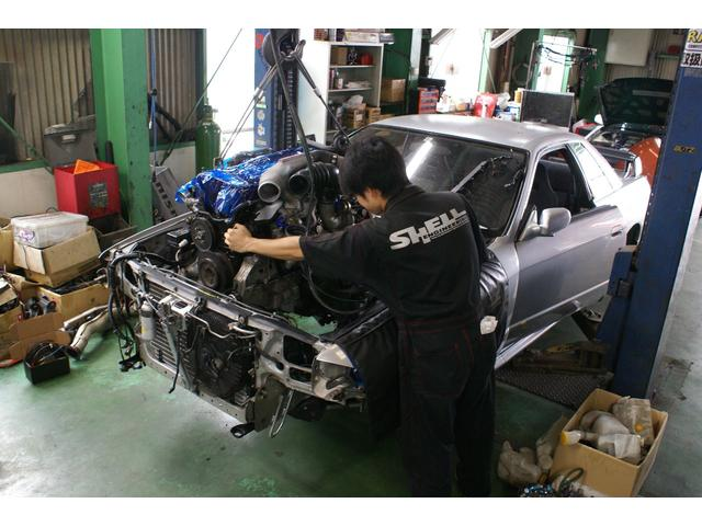 GT-Rシェルエンジニアリングコンプリートカー414PS(39枚目)