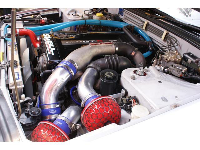 GT-Rシェルエンジニアリングコンプリートカー414PS(43枚目)