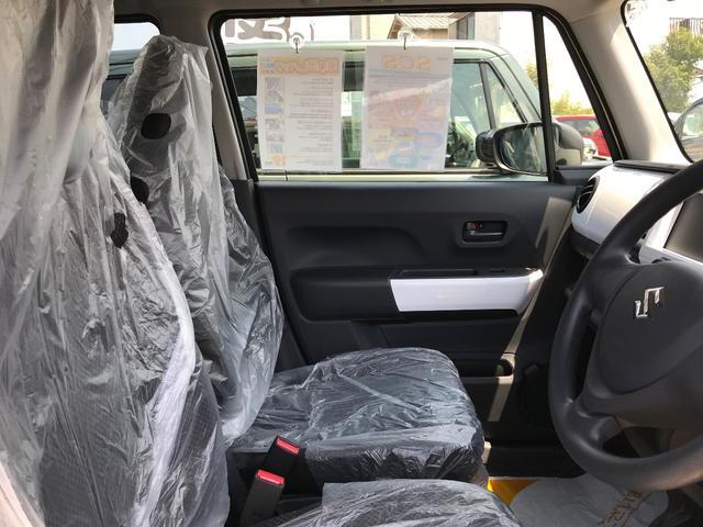 スズキ ハスラー A 届出済未使用車 キーレス プライバシーガラス