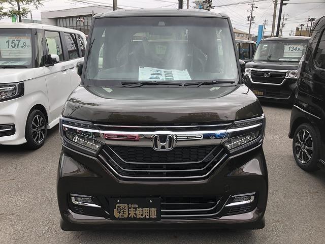 G・Lセンシング 届出済未使用車 衝突軽減ブレーキ 電動ドア(4枚目)