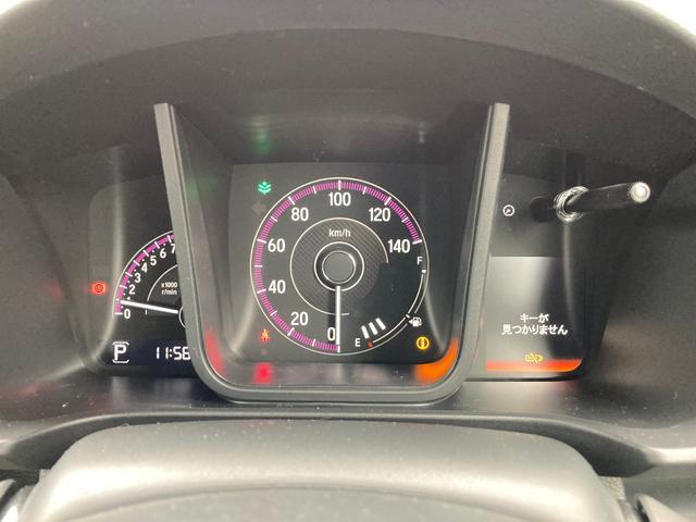 Gホンダセンシング 届出済未使用車 スマートキー 衝突軽減ブレーキ ベンチシート(14枚目)