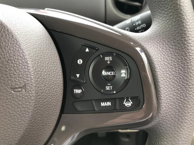 G・Lホンダセンシング 届出済未使用車 LEDライト 片側電動スライドドア ETC バックカメラ ベンチシート 衝突軽減ブレーキ(18枚目)