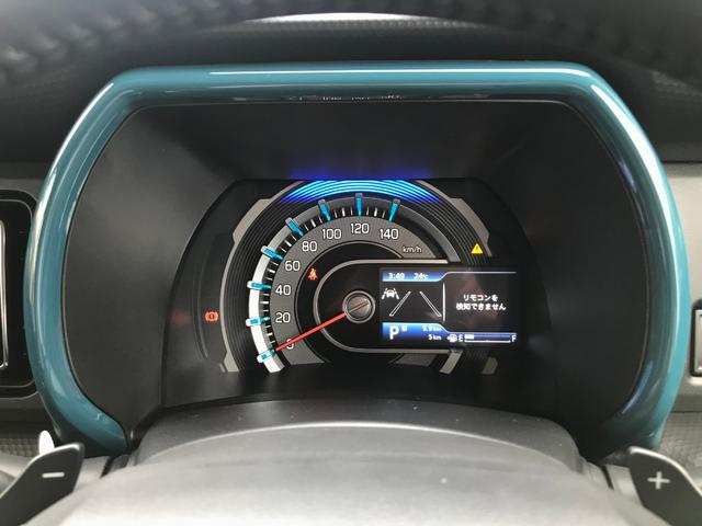 ハイブリッドXターボ 届出済未使用車 衝突軽減ブレーキ ターボ スマートキー シートヒーター アルミホイール LEDヘッドライト(14枚目)