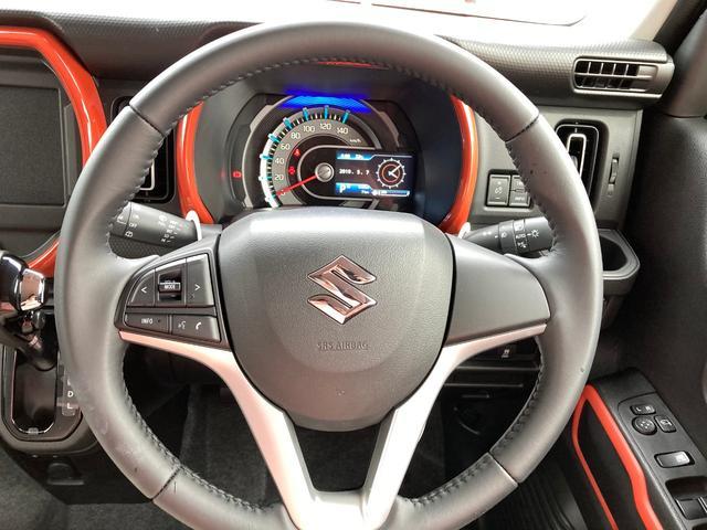ハイブリッドX 届出済未使用車 衝突軽減ブレーキ スマートキー LEDライト シートヒーター アルミホイール(16枚目)