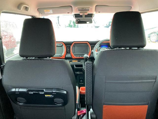 ハイブリッドX 届出済未使用車 衝突軽減ブレーキ スマートキー LEDライト シートヒーター アルミホイール(22枚目)