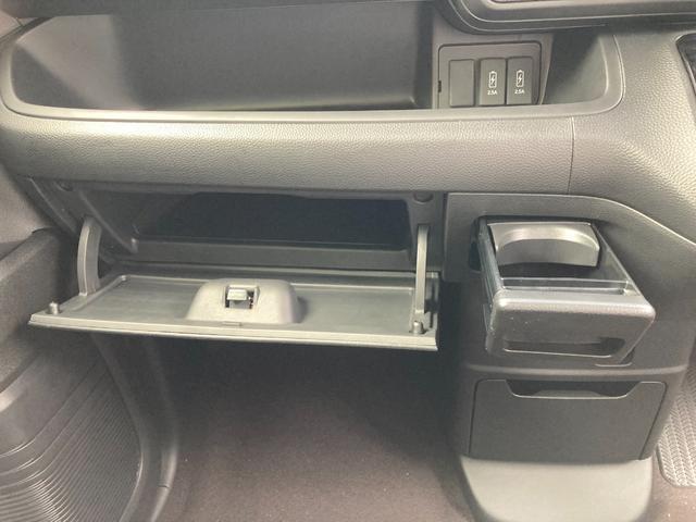 G・Lホンダセンシング 届出済未使用車 ホンダセンシング アルミホイール スマートキー オートエアコン ETC バックカメラ 片側電動スライド 衝突軽減ブレーキ ベンチシート フルフラット 2トーン 軽自動車(20枚目)