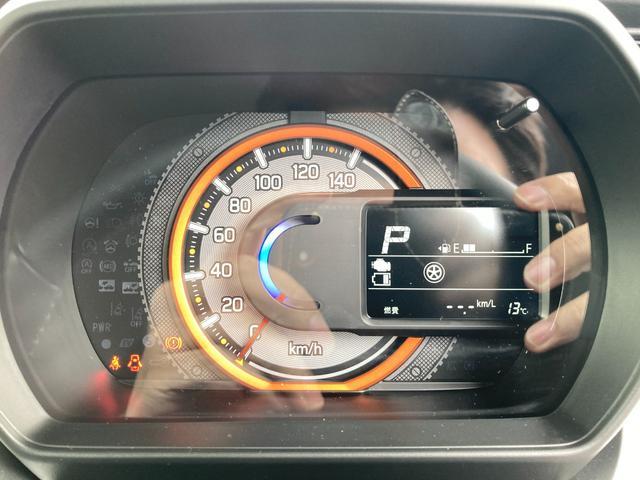 ハイブリッドXZ 届出済未使用車 デュアルカメラブレーキ LEDライト ベンチシート フルフラット シートヒーター マイルドハイブリッド スマートキー プッシュスタート アダプティブクルーズコントロール 軽自動車(15枚目)