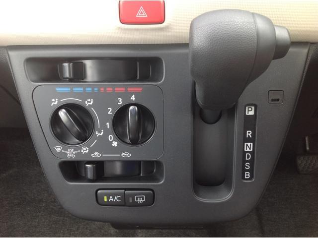 L SAIII 届出済未使用車 衝突軽減ブレーキ キーレス マニュアルエアコン コーナーセンサー LEDヘッドライト アイドリングストップ(14枚目)