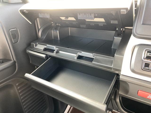 ハイブリッドG 届出済未使用車 デュアルカメラブレーキ 両側スライドドア  スマートキー コーナーセンサー オートエアコン ベンチシート フルフラット マイルドハイブリッド 軽自動車(23枚目)