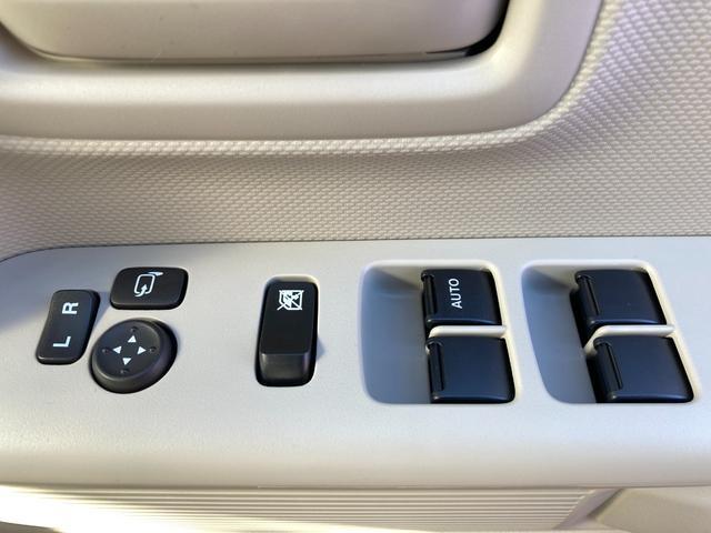 ハイブリッドX 届出済未使用車 デュアルカメラブレーキ 両側電動スライド  スマートキー オートエアコン シートヒーター ベンチシート フルフラット マイルドハイブリッド 軽自動車(21枚目)