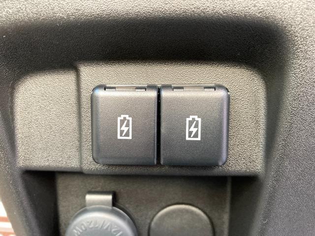 ハイブリッドX 届出済未使用車 デュアルカメラブレーキ 両側電動スライド  スマートキー オートエアコン シートヒーター ベンチシート フルフラット マイルドハイブリッド 軽自動車(23枚目)