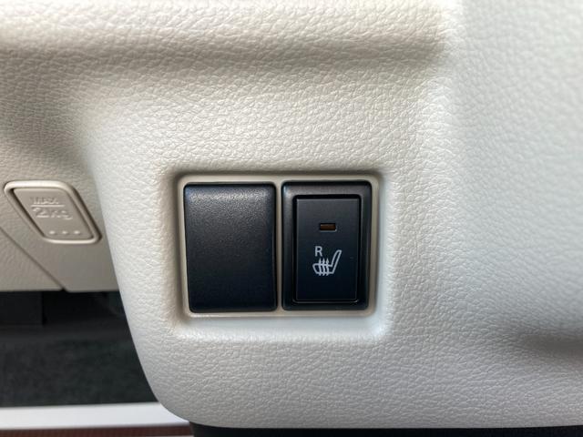 ハイブリッドX 届出済未使用車 デュアルカメラブレーキ 両側電動スライド  スマートキー オートエアコン シートヒーター ベンチシート フルフラット マイルドハイブリッド 軽自動車(24枚目)