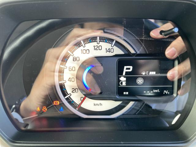 ハイブリッドX 届出済未使用車 デュアルカメラブレーキ 両側電動スライド  スマートキー オートエアコン シートヒーター ベンチシート フルフラット マイルドハイブリッド 軽自動車(14枚目)