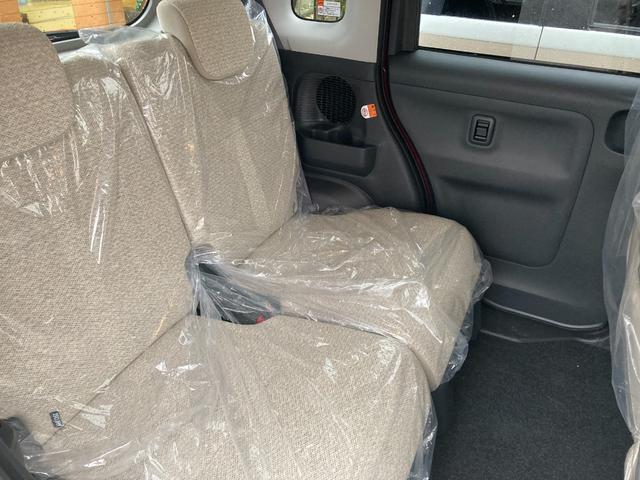 X SAIII 届出済未使用車 衝突軽減ブレーキ スマートキー 両側スライドドア 純正ナビ バックカメラ ドライブレコーダー プッシュスタート オートエアコン CD・DVD再生 Bluetooth(23枚目)