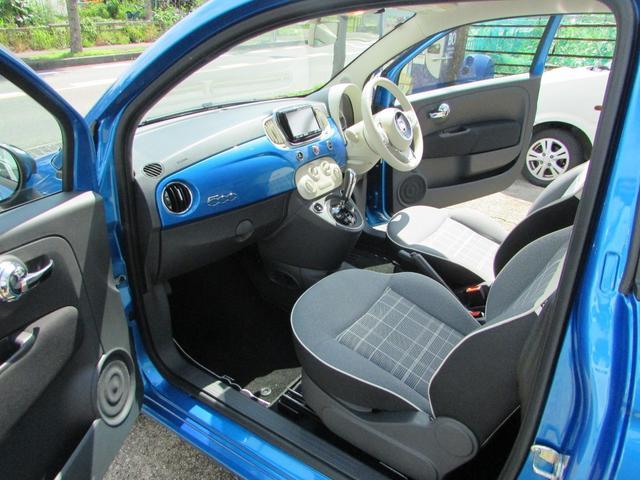 「フィアット」「フィアット 500」「コンパクトカー」「愛知県」の中古車36