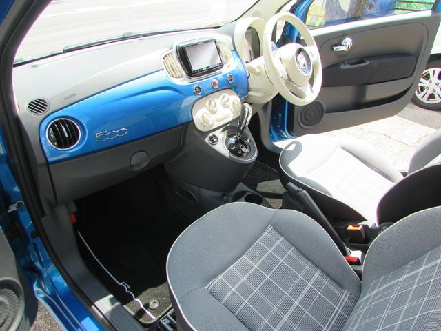 「フィアット」「フィアット 500」「コンパクトカー」「愛知県」の中古車40