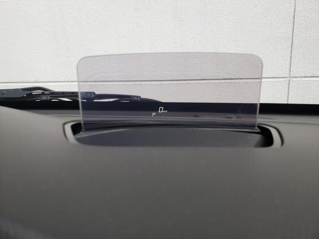目線の先にはヘッドアップディスプレイを搭載☆運転中の視線の動きを少なくして安全運転に貢献します!!目線の先にはヘッドアップディスプレイを搭載☆運転中の視線の動きを少なくして安全運転に貢献します!!