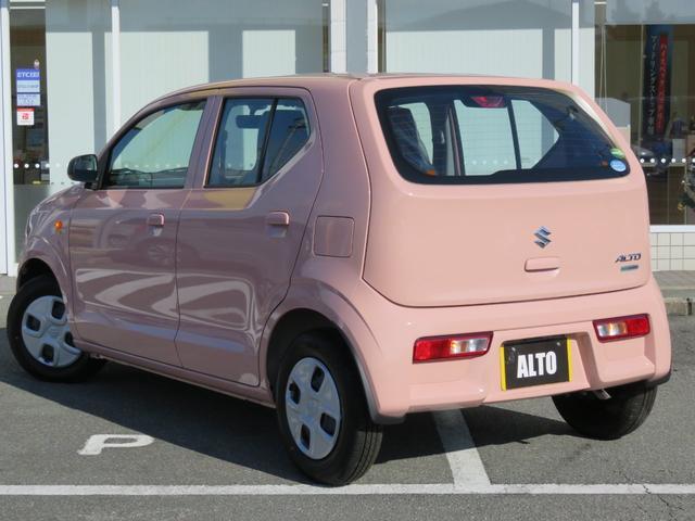 スズキ アルト L 届出済未使用車 純正CD シートヒーター付