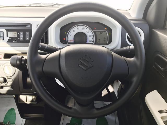 スズキ アルト L レーダーブレーキサポート装着車 届出済未使用車
