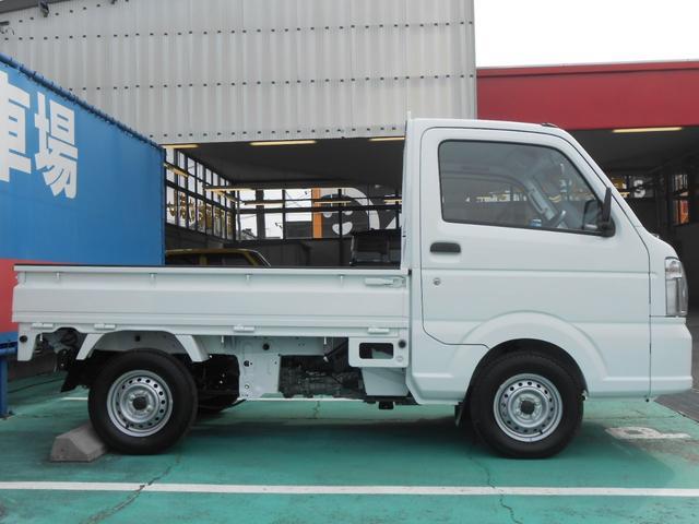 KCエアコン・パワステ農繁仕様 4WD MT 届出済未使用車(5枚目)