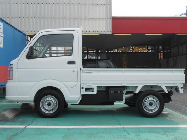 KCエアコン・パワステ農繁仕様 4WD MT 届出済未使用車(6枚目)