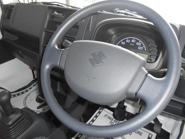 KCエアコン・パワステ農繁仕様 4WD MT 届出済未使用車(20枚目)
