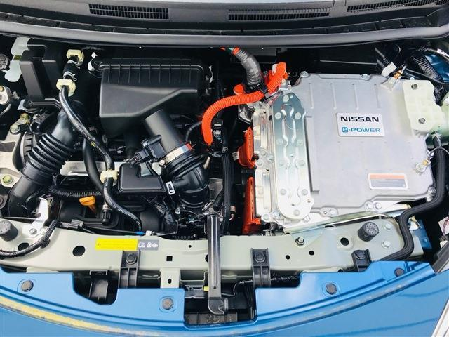 ☆e-power専用バッテリー!お納車後も安心してお乗り頂けるように当店でしっかりとサポートさせて頂きます。