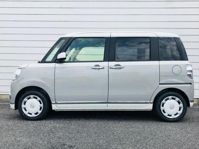 Gメイクアップリミテッド SAIII 届出済未使用車(5枚目)