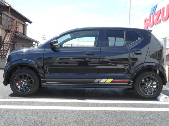 5MT 届出済未使用車 ターボ レカロシート ディスチャージ(6枚目)