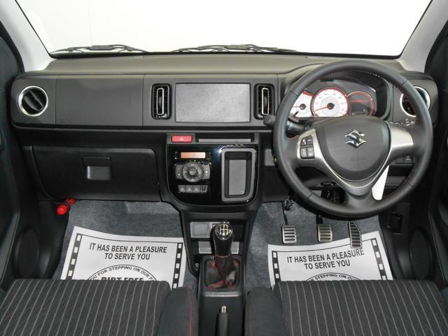 5MT 届出済未使用車 ターボ レカロシート ディスチャージ(7枚目)