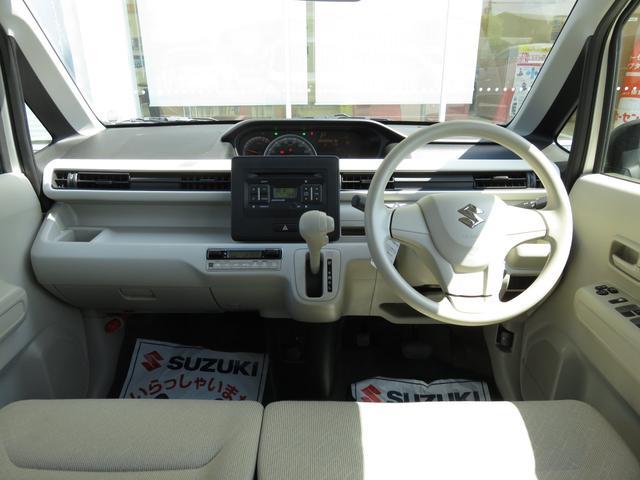 スズキ ワゴンR ハイブリッドFX 当店試乗車
