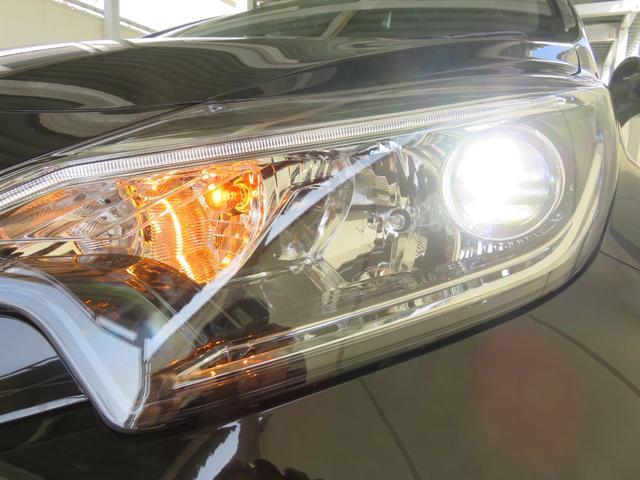 LEDヘッドランプが装備されています とても明るいですよ