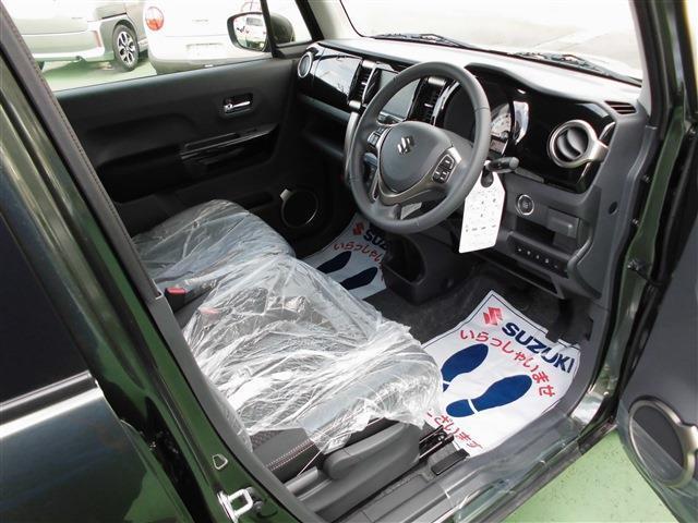 スズキ ハスラー JスタイルIIターボ 届出済未使用車 自動ブレーキ