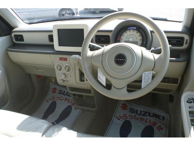 スズキ アルトラパン L 届出済未使用車 自動ブレーキ キーレス