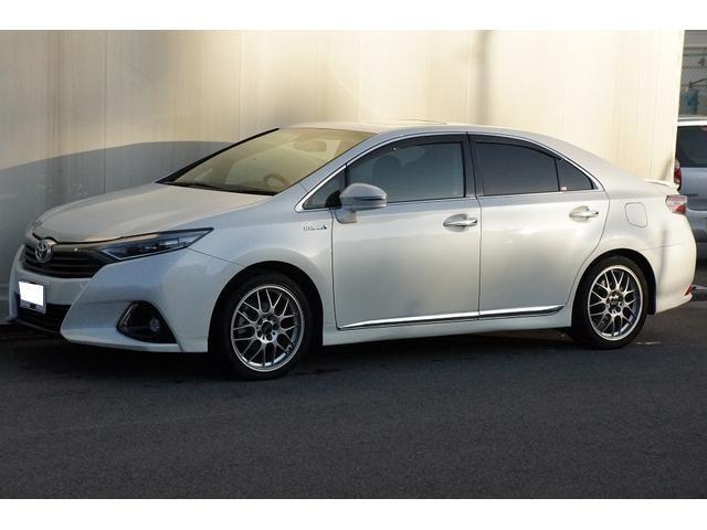 トヨタ SAI G アイドリングストップ 盗難防止システム HID 保証付