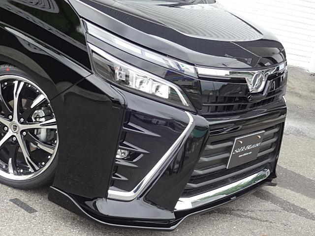 トヨタ ヴォクシー ZS マイナー後モデルシルクブレイズフルエアロ19インチAW