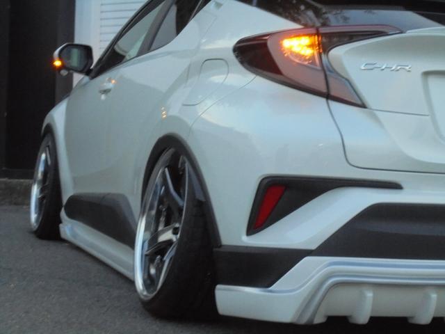新車シルクブレイズコンプリート車高調ナビ20インチアルミ(9枚目)