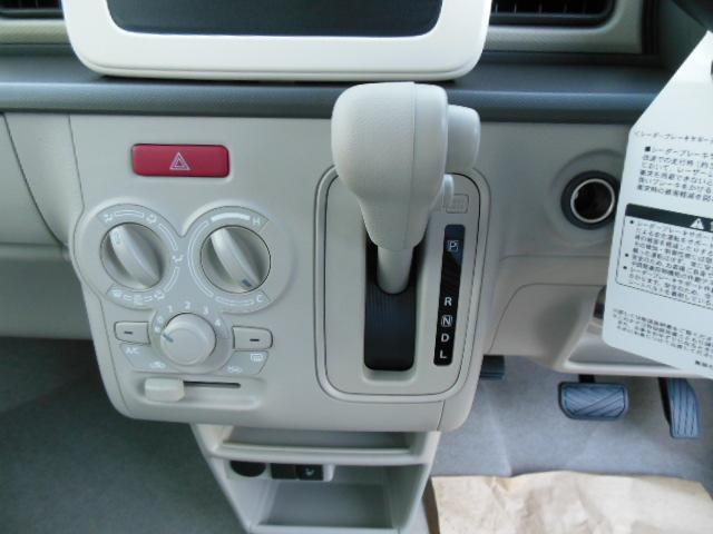 スズキ アルトラパン L レーダーブレーキサポート 届出済未使用車