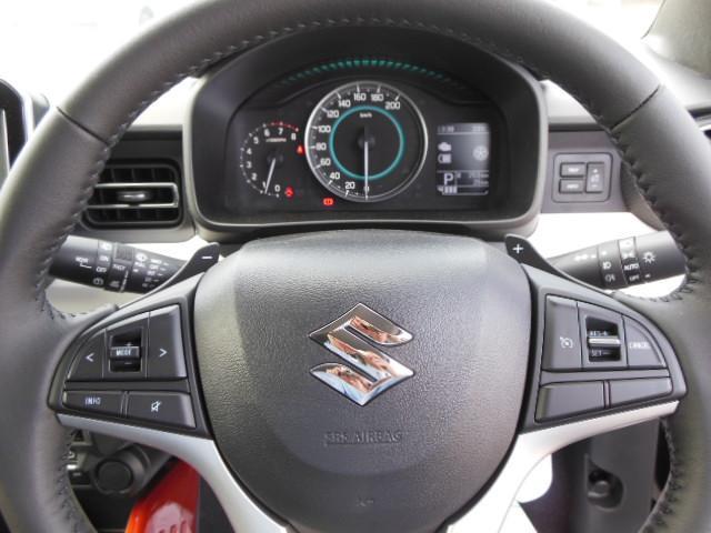 スズキ イグニス ハイブリッドMZ セーフティパッケージ装着車