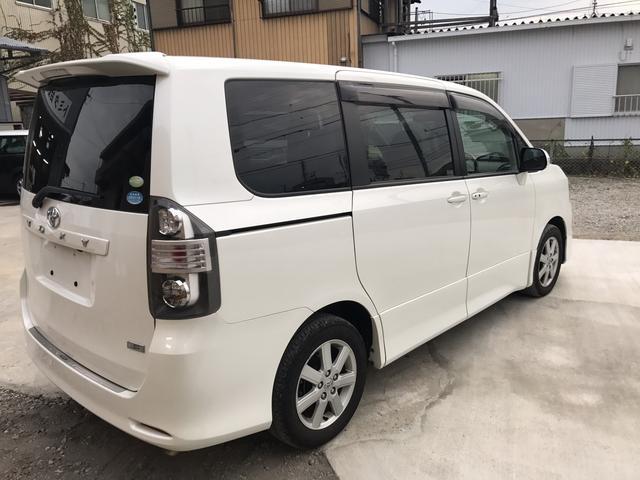 トヨタ ヴォクシー ZS 純正HDDナビTV バックカメラ ETC