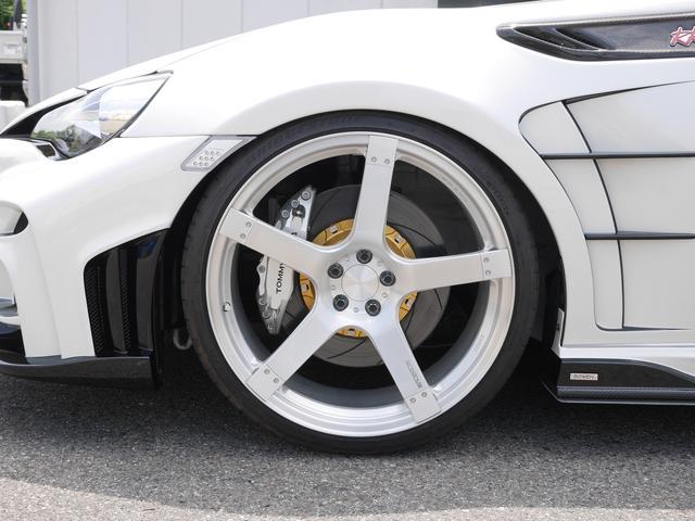 GT ROWENコンプリートカー マフラー車高調19AWナビ(6枚目)