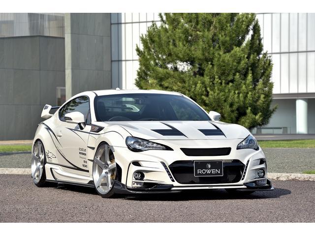GT ROWENコンプリートカー マフラー車高調19AWナビ(10枚目)