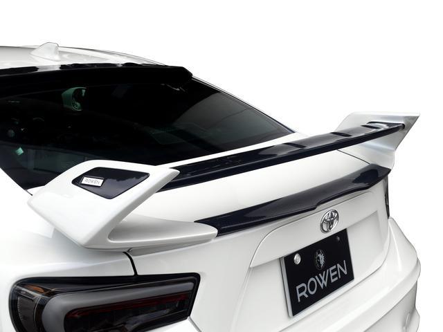 GT ROWENコンプリートカー マフラー車高調19AWナビ(12枚目)