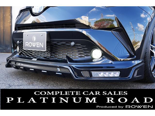 G ROWENコンプリートカー 車高調 20AW ナビ(8枚目)