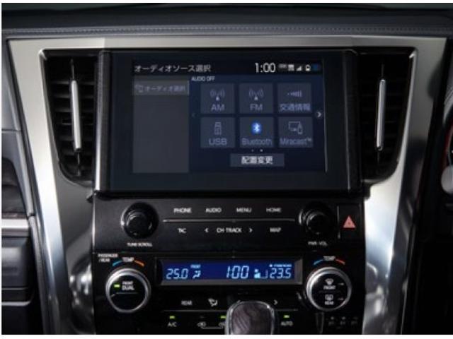 トヨタ ヴェルファイア 2.5Z ROWENコンプリートカー 21AW BIGXナビ