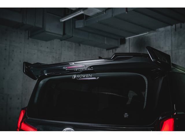2.5S ROWENコンプリートカー マフラー車高調20AW(9枚目)