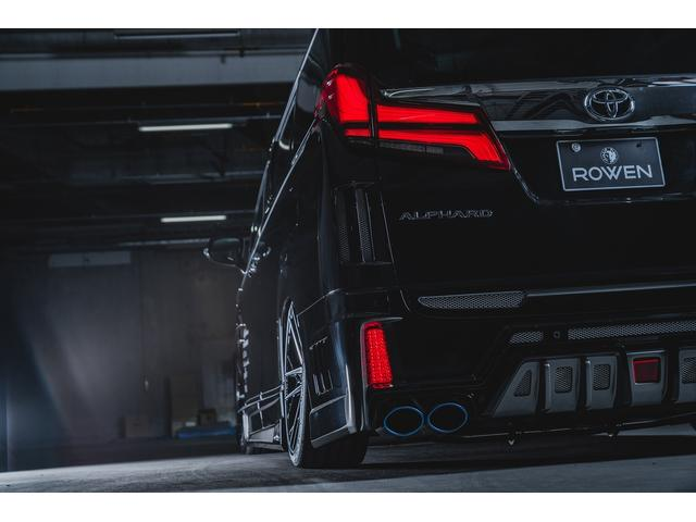 2.5S ROWENコンプリートカー マフラー車高調20AW(16枚目)