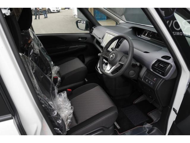 ハイウェイスターV 新車ROWENコンプリートカー ROWENエアロパーツ4点KIT!BLITZ車高調!WORK19インチホイール!カロッツエリア7インチナビ&バックカメラ!新車コンプリートカー販売(16枚目)