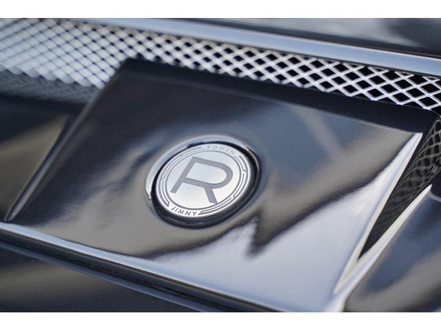 JC 4WD ROWENエアロ フロントバンパー フロントグリル ボンネットフードカバー リアバンパー リアウイング WORK15インチAW オリジナルシートカバー 純正8型SDナビ(6枚目)